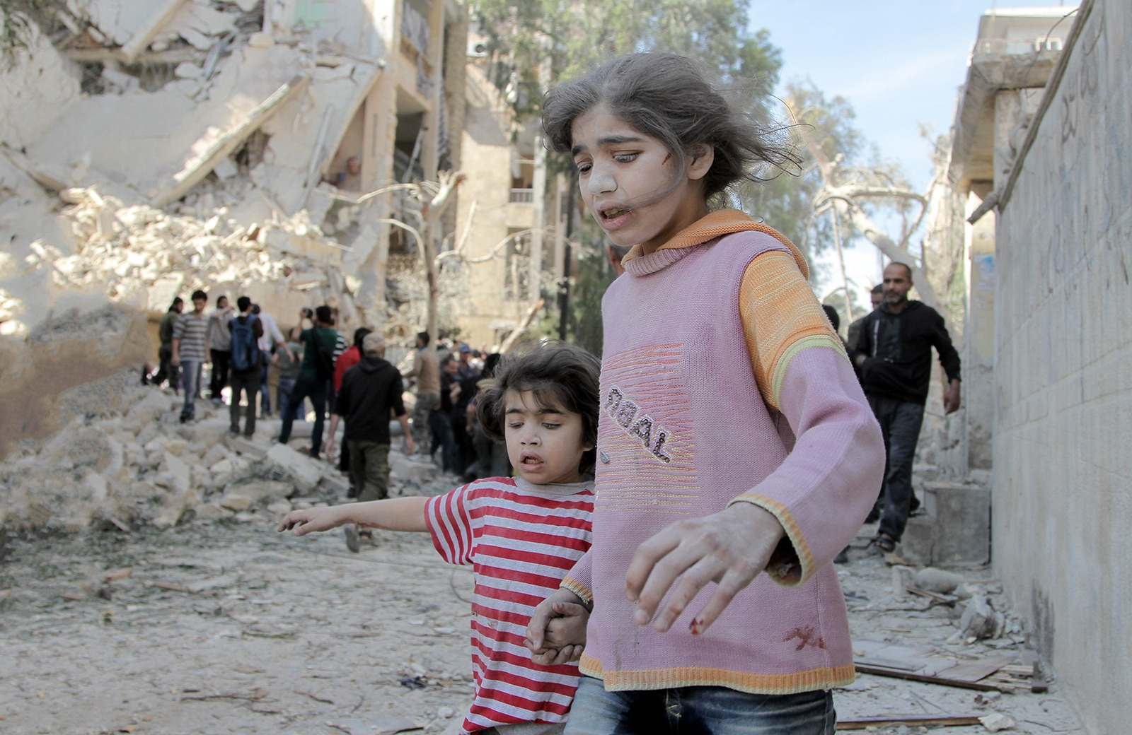 Syria Appeal - Donate to Syria Emergency Appeal | Islamic Relief UK