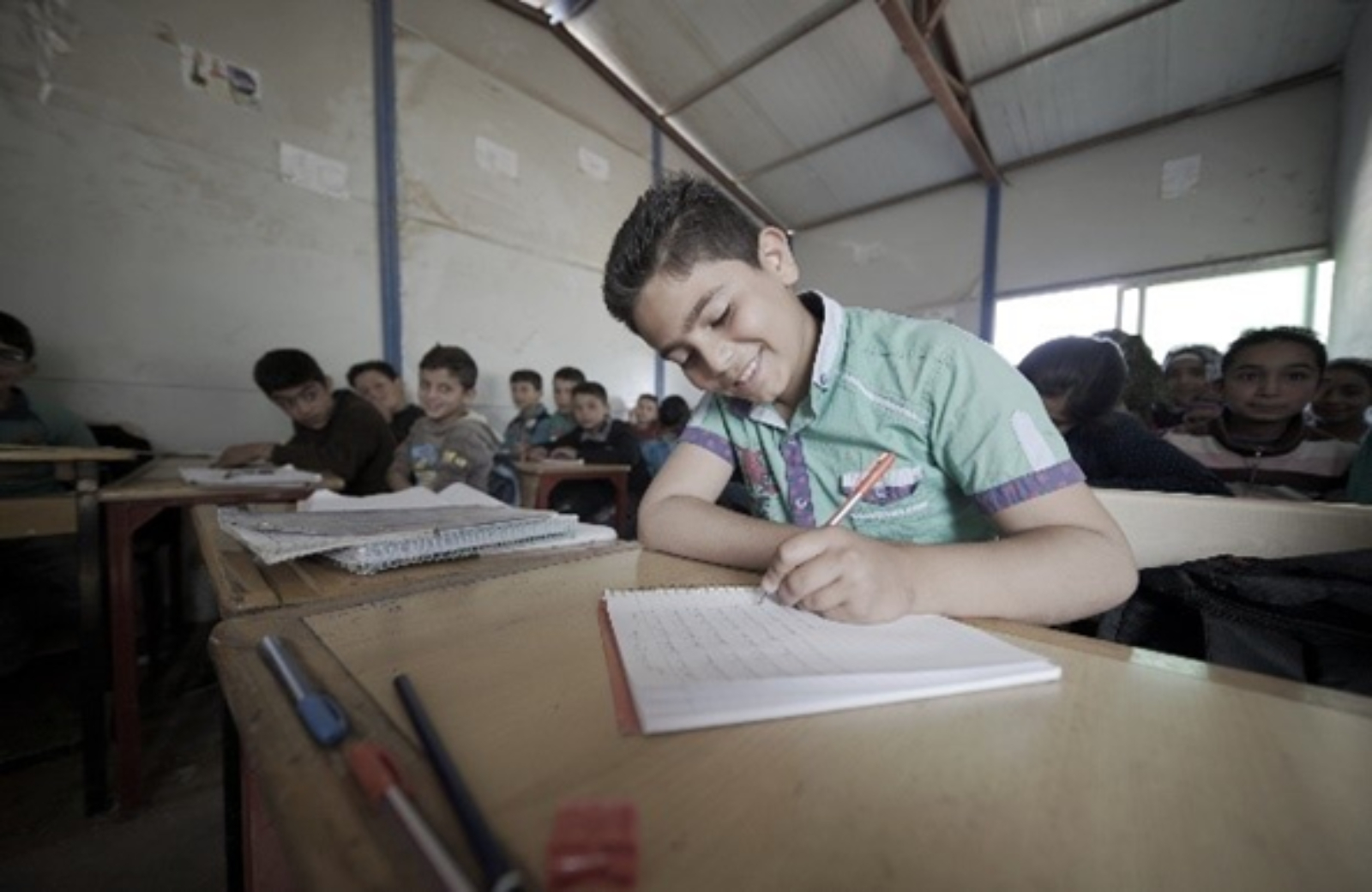 school in Syria